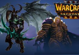 warcraft reforged arthas illidan