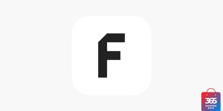Farfetch shopping app logo 365s