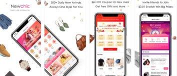 Newchic shopping app review-main