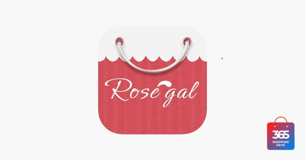 Rosegal App logo and review