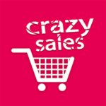 Crazy sales shopping app