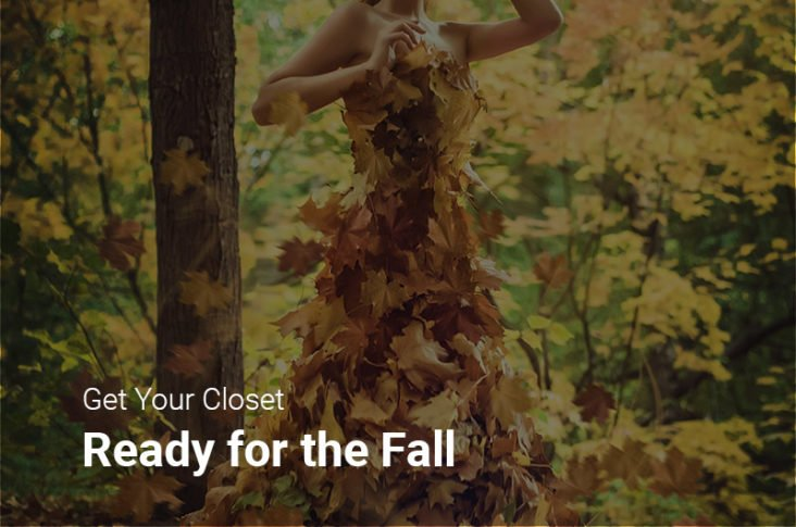5 ways to get your closet ready for the fall