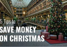 5 tips to save money on Christmas